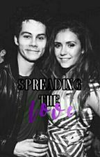 Spreading the Love {TVD X TW} by -aquariius