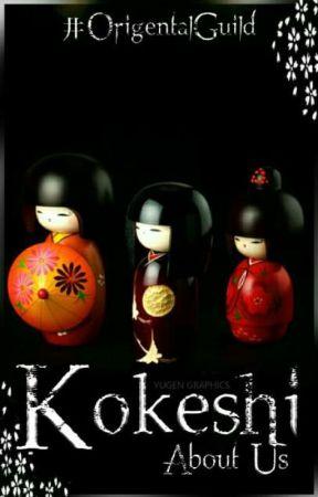 Kokeshi | About Us by OrigentalGuild
