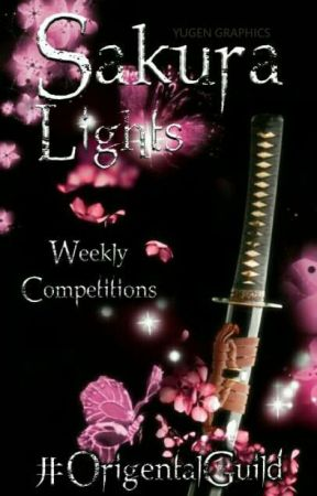 Sakura Lights | Weekly Competitions by OrigentalGuild