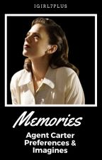 Agent Carter Preferences and Imagines by iGirl7Plus