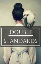 Double Standards |Regulus A. Black| by PseudoNymphadora