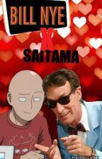 Saitama x Bill Nye  by SaitamasHair
