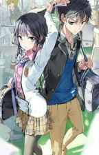 My first love disaster(Anime Romance Story) by anoziwaishe2006