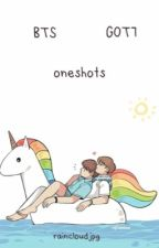 BTS/GOT7 oneshots by raincloudjpg