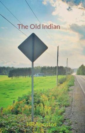 The Old Indian by HRApostos