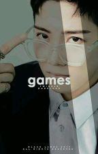 Games + Jackson Wang by tw1nklehun
