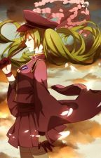 [Vocaloid] MikuxKaito Fanfic [Senbonzakura-Jougen no tsuki] by Garcolias