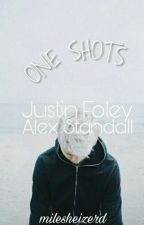 Justin & Alex (13RW) One Shots by milesheizerd