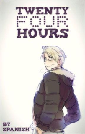 Twenty-Four Hours [Hetalia] by Spanish-Brit