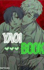 Yaoi Book by WriterAlien