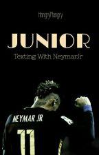 Junior [NeymarJr.] by HangryMangry