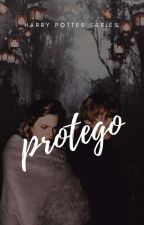 protego |gif series| by MidnightDecisions