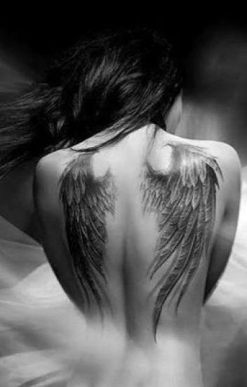 The Girl With Angel Wings Tattoo Kateclaro5 Wattpad