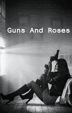 Guns and Roses by AnushreeMukherjee