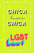 Chica busca chica | lgbt © by sadprincessss_