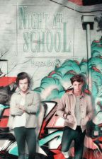 NIGHT AT SCHOOL   L.S. [COMPLETED] by HazzaBo91