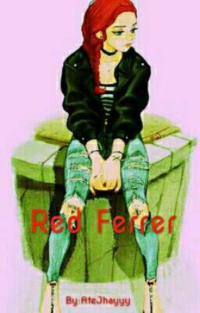 Red Ferrer by AteJhayyy