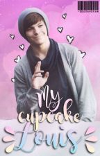 my cupcake louis ➳ larry stylinson  by h-harrysexual