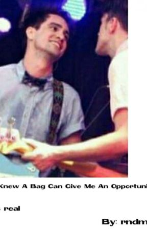 I Never Knew A Bag Can Give Me An Opportunity || Brallon Fanfic || by acerbicoddball