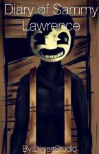 Diary of Sammy Lawrence (BatIM/inspired By ClockworkTarantula) by DigiartStudios