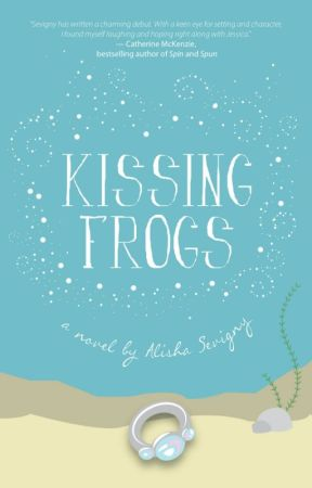 Kissing Frogs by alishasevigny