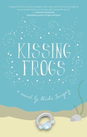 Kissing Frogs - A Tropical Fairytale