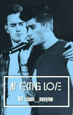 my texting love(Persian translation)  by ziam__mayne