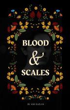 The Vampire's Mermaid by afictionalqueen