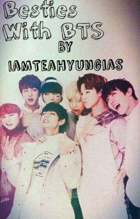 Besties With BTS {FF} by LyssaSmilesTaehyung