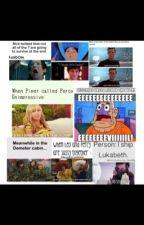 Percy Jackson Memes by LexoMeter77