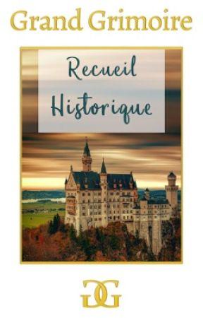 RECUEIL WATTPAD - HISTORIQUE by Grand-Grimoire