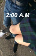 2:00 am ➸ clifford au by travestiecandy