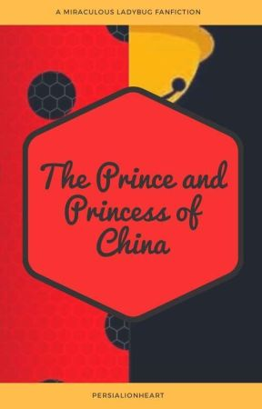 The prince and princess of China by PersiaLionheart