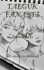 Fanarts For Taekookers by vkdoubleok