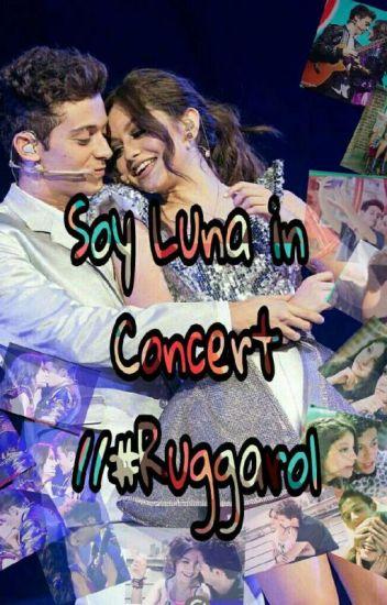 Soy luna in concert //#Ruggarol// (#SoyLunaAwards2017)