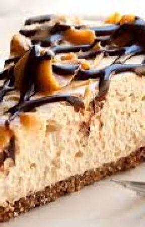 cheese cake by Sereifina