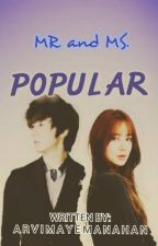 Mr. and Ms. Popular by ArviMayeManahan