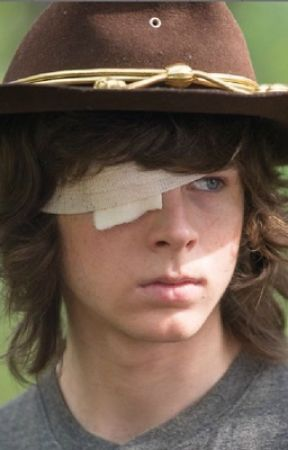 Carl Grimes / THE WALKING DEAD /fanfic  by maiabenderrr