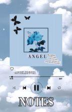 NOTES⇒JUSTIN FOLEY by montgomeryatkins