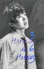 365: Historias de Hotel (Yoonmin) (VKook) (NamJin) by VK_shipper97