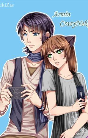 Mi Gamer Favorito (Armin y Tu) by Brithyet