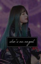 she's an angel  by happyhamiday