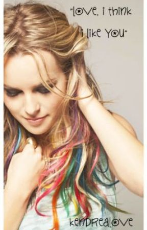 """""""Love , I think I like you""""( Bridgit Mendler and 1D story) by kendrealove"""