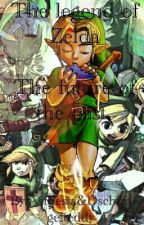 The Legend of Zelda-The future of the past by Asthesia
