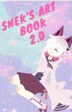 Snek's art book 2.0 by Nekoren
