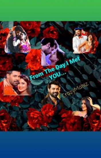 From The Day I Met You - Abhigya FF By  CrazyMahiz
