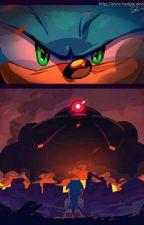 Especial 100 Amigos: Antes y Durante del Ataque (El Origen de Sonic Forces RP) by felixgameplay
