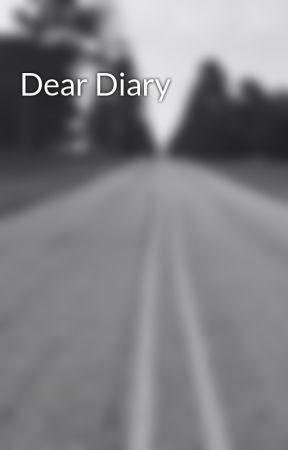 Dear Diary by ShibaShibaa