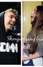 Showjumping from hell (Miniminter Fanfic) by happierminter