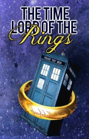 The Time Lord of the Rings by frickinawesomeno1